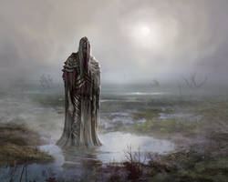 The Dead Marshes by DiegoGisbertLlorens