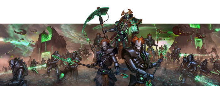 Conquest LCG-Necron Expansion
