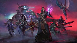 Eldar Faction Splash