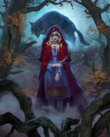 Little Red Riding Hood lvl1