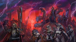 Total War: Warhammer 2-Dark Elves