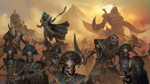 Total War: Warhammer 2-Tomb Kings by DiegoGisbertLlorens