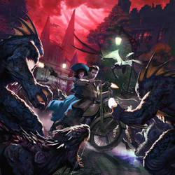 Arkham Horror-Final Hour box art