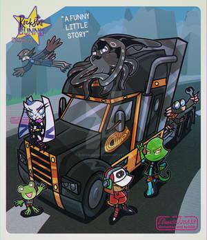 Rocksatr Bunny cover