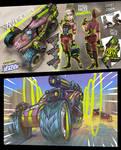 Radical Racer - Divaneshka - Titan-C