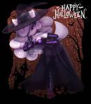 Chrystal Cooperson Halloween 2020