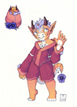 Passionfruit Puff - HATCHED by Hardrockangel-Adopts