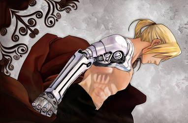 FMA: Edward Elric by 6DED9