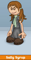 Sally Syrup (Marvelous Misadventures of Flapjack)
