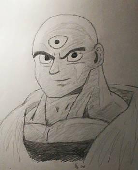 Tien in Pencil