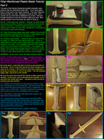 Fiber-Reinforced Plastic Blade Tutorial Part 2 by Wilkowen