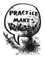 Practice makes... by JensBK