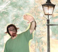 Faun Lamp