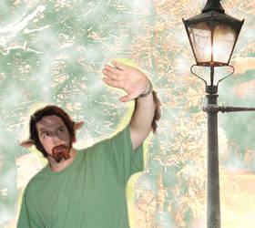 Faun Lamp by Weremoose