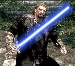 Ulfric Stormcloak - Jedi Battlemaster
