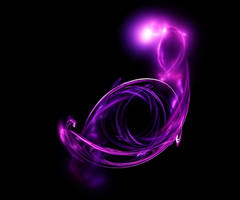 Purple Eye Flame Complete