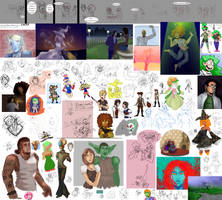2014-2018 Sketch Dump