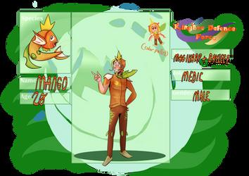 KDF: Mango App by RageWay
