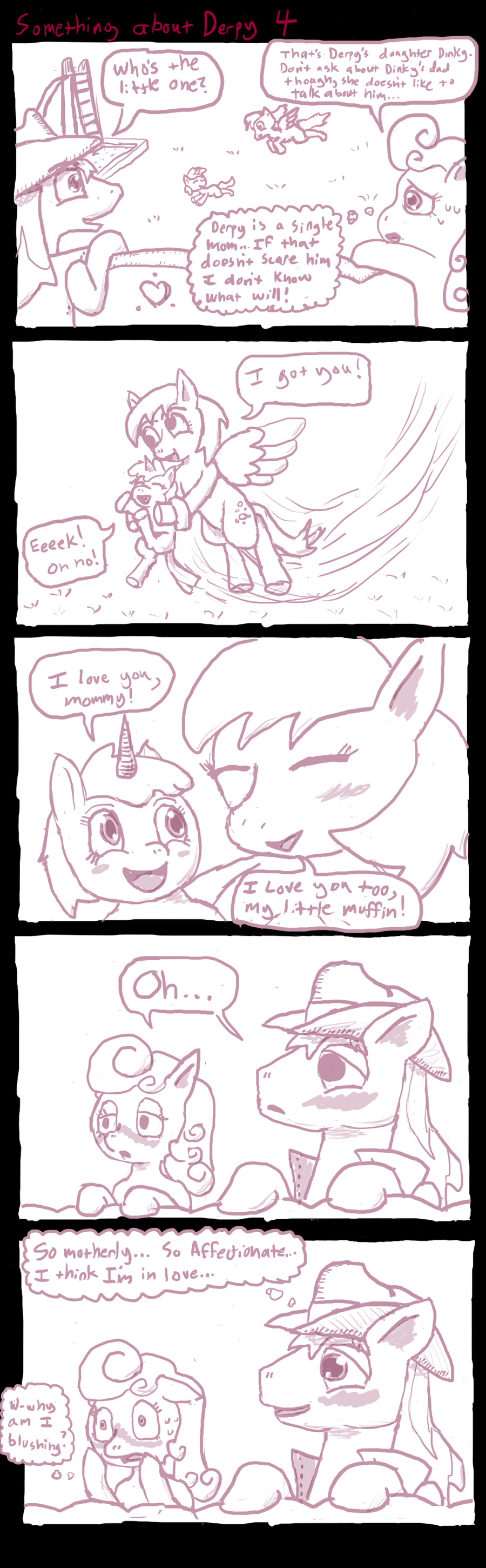 Something About Derpy 4 by FicFicPonyFic
