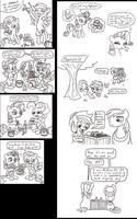 Wine Tastin' Games by FicFicPonyFic