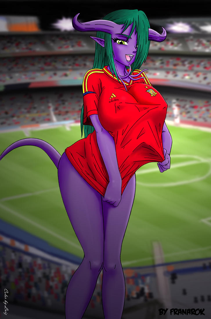 Neira- Go spain by JhonL22