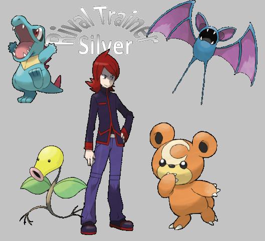 Pokemon Silver Rival