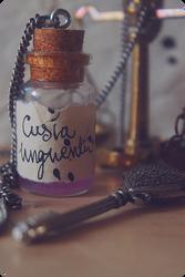 Cusia Unguenti. by pumpkin-juice
