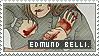 Edmund Belli Stamp. by Dama-Rossa