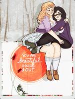 Bestest of Friends. by pumpkin-juice