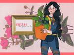 A Wonderful Gal. by pumpkin-juice