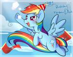 Happy Birthday Rainbow Dash!