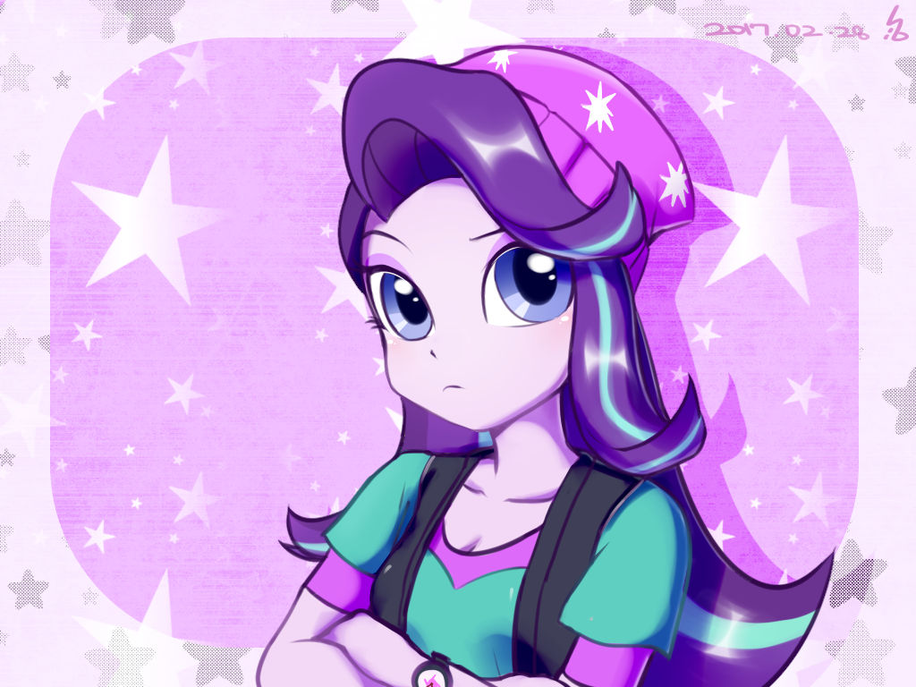 Equestria Girls Starlight Glimmer by Haden-2375 on DeviantArt
