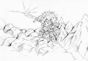 Tor the Hedgehog