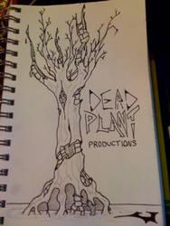 Dead Plant Logo by wolfiscrazed