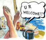 U R WELCOME!!