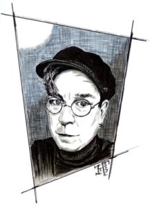 Self Portrait 300