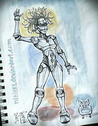 A.D.U. [the little robot girl]