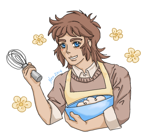 RW: Cye is cooking ~~~ by omni-time