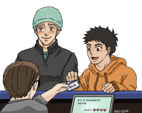 Oofuri: Movies by omni-time