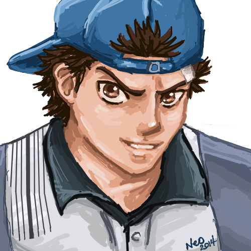 Tenipuri: Shishido by omni-time