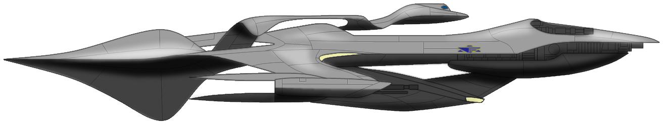 Aries Class Gunstar by EdXCal