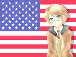 America - Alfred F. Jones - Hetalia