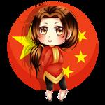 China - Yao Wang - Axis Powers Hetalia