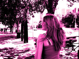 Pretty in Pink by CuteLittleTheatreKid