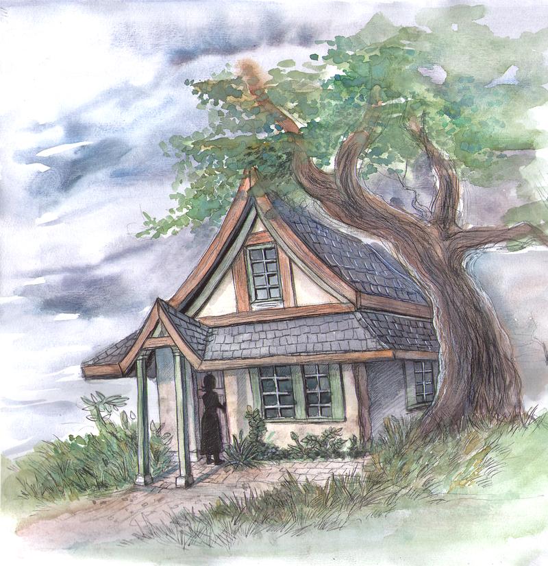 Cottage by CyanilurusJubatus
