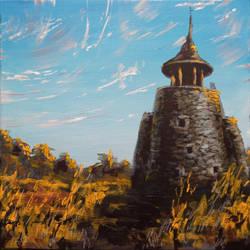 Kozmary Lookout Tower of Matrafured