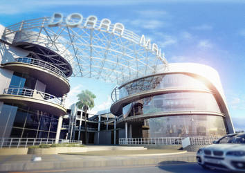Dorra Mall 03 by M-Salman