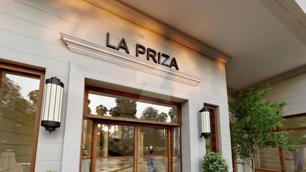 La Priza Cafe Design 02 by M-Salman