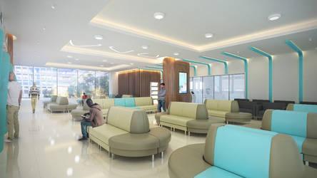 Dallah Hospital Inpatient Pharmacy 01 by M-Salman