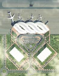 ABHA Airport Proposal 02 by M-Salman